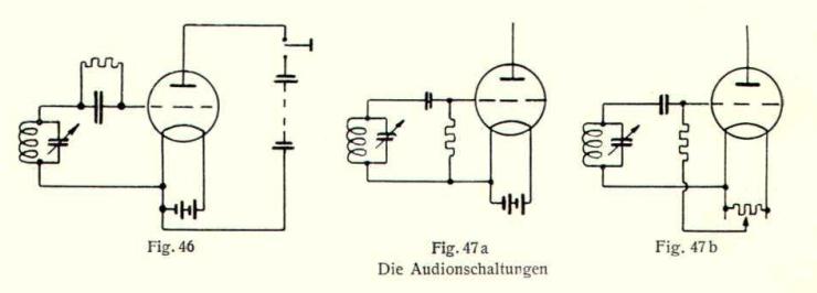 Edi`s Seite für historische Rundfunktechnik - Das Audion
