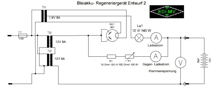 Groß Batterievorschaltplan Zeitgenössisch - Der Schaltplan - greigo.com